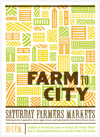 Farm to City Poster