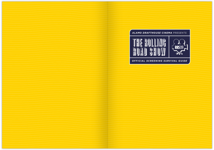 Rolling Roadshow Book