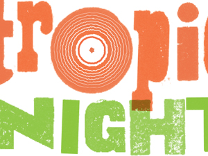 Tropical Nights Logo