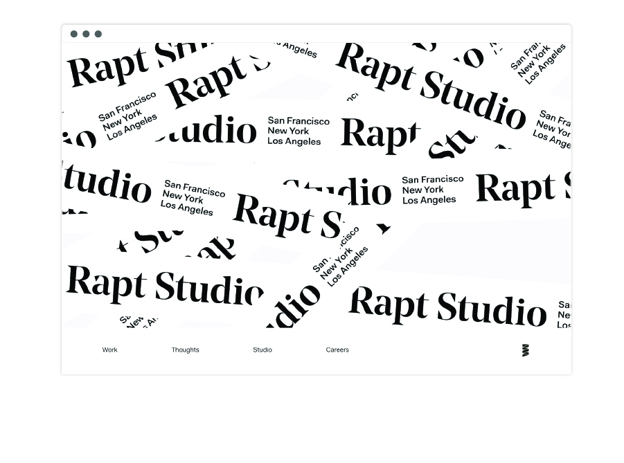 Rapt Home Page